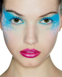 beauty portrait cosmetics
